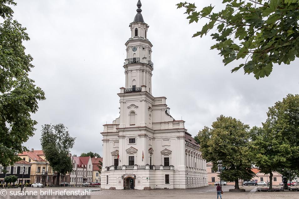 Kaunas / Rathaus