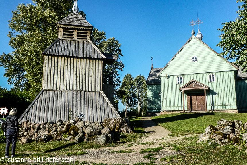 Kirche in Nasrenai