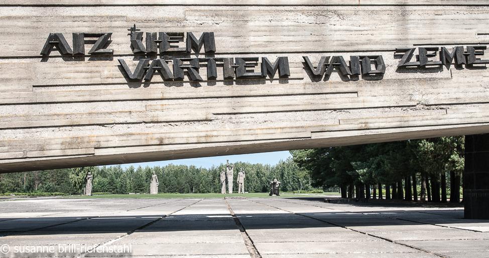 Gedenkstätte Salaspils