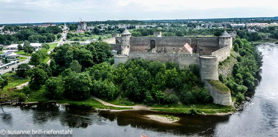 Narwa /  Russische Festung