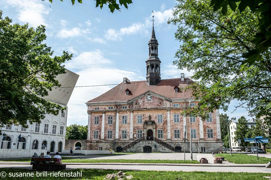 Narwa / Rathaus