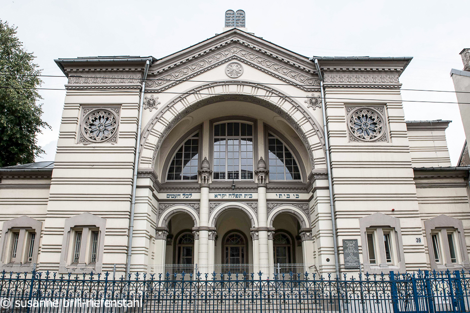 Vilnius (Wilna) /  Synagoge (1902)