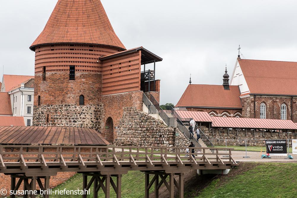 Kaunas Burg