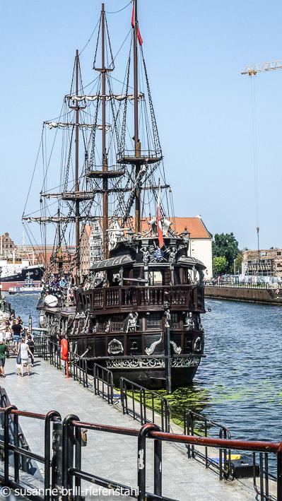 Danzig / Museumsschiff