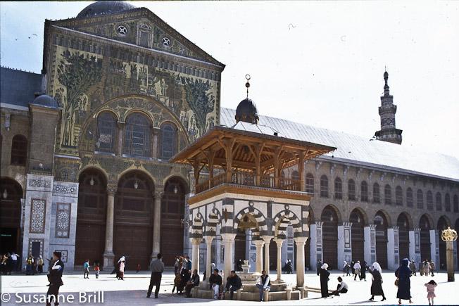 Damaskus Omayaden-Moschee