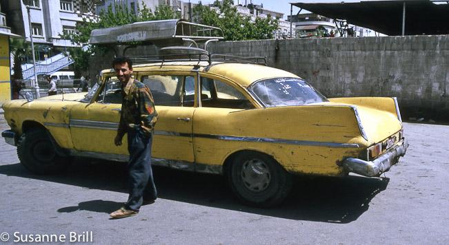 Damaskus-Taxi