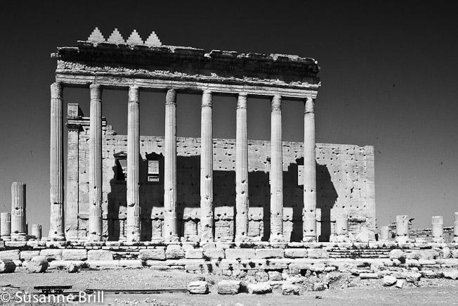 Palmyra Baal-Tempel
