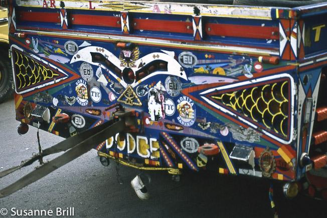 Bus syrisch