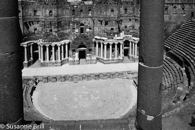 Bosra - Theater
