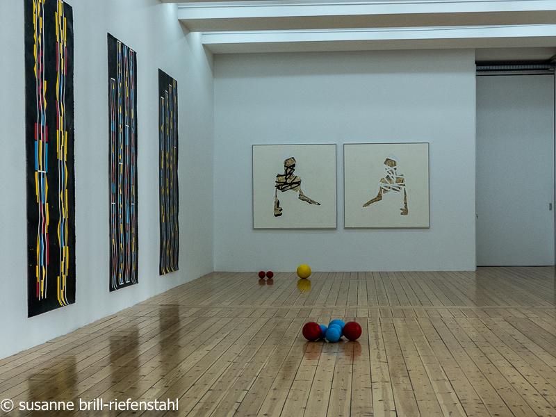 in der Galerie Sfeir-Semler