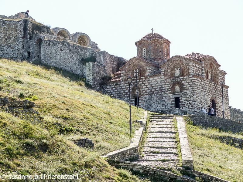 Burg von Berat